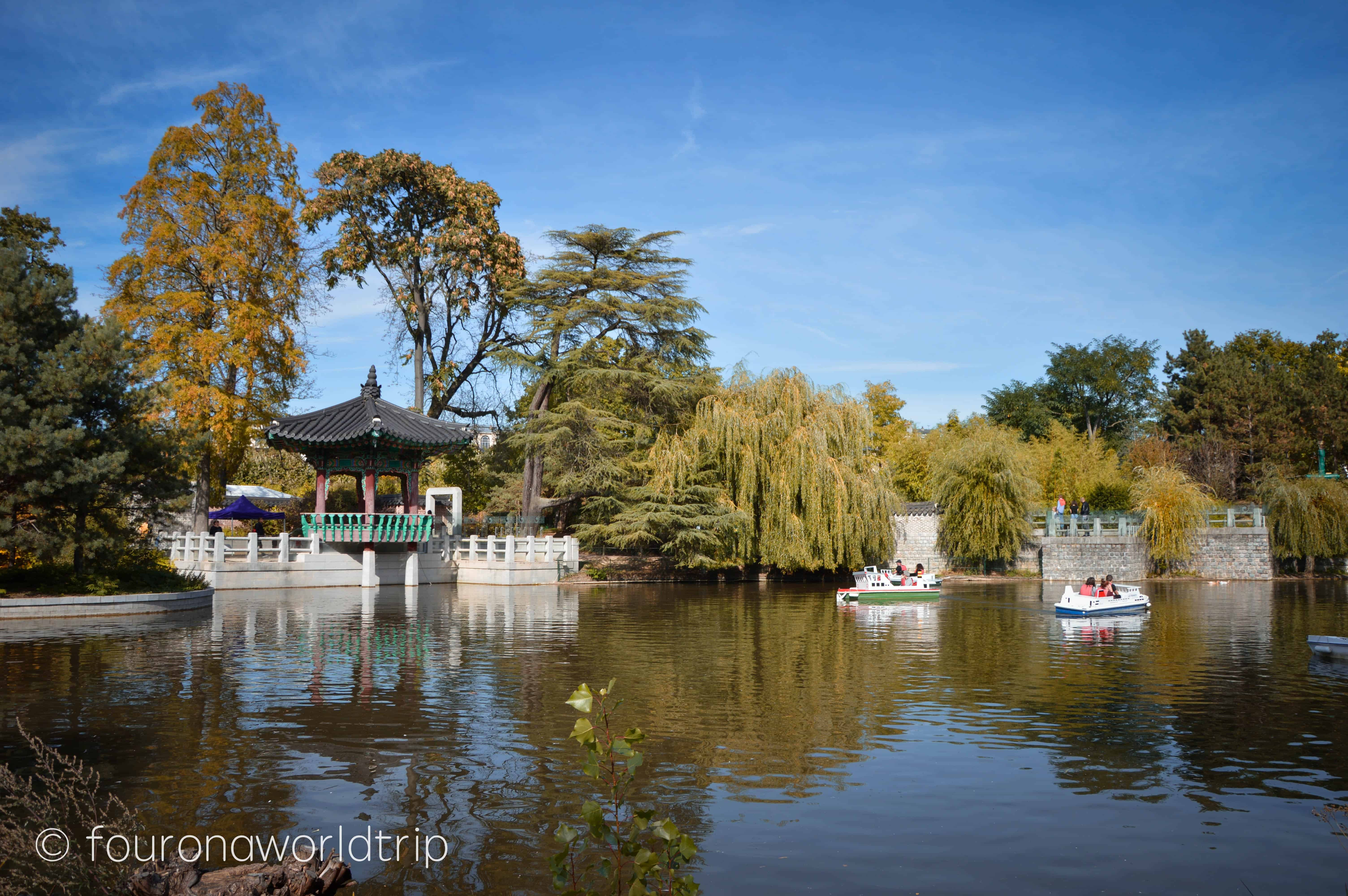 Autumn in Paris – Jardin d'Acclimatation