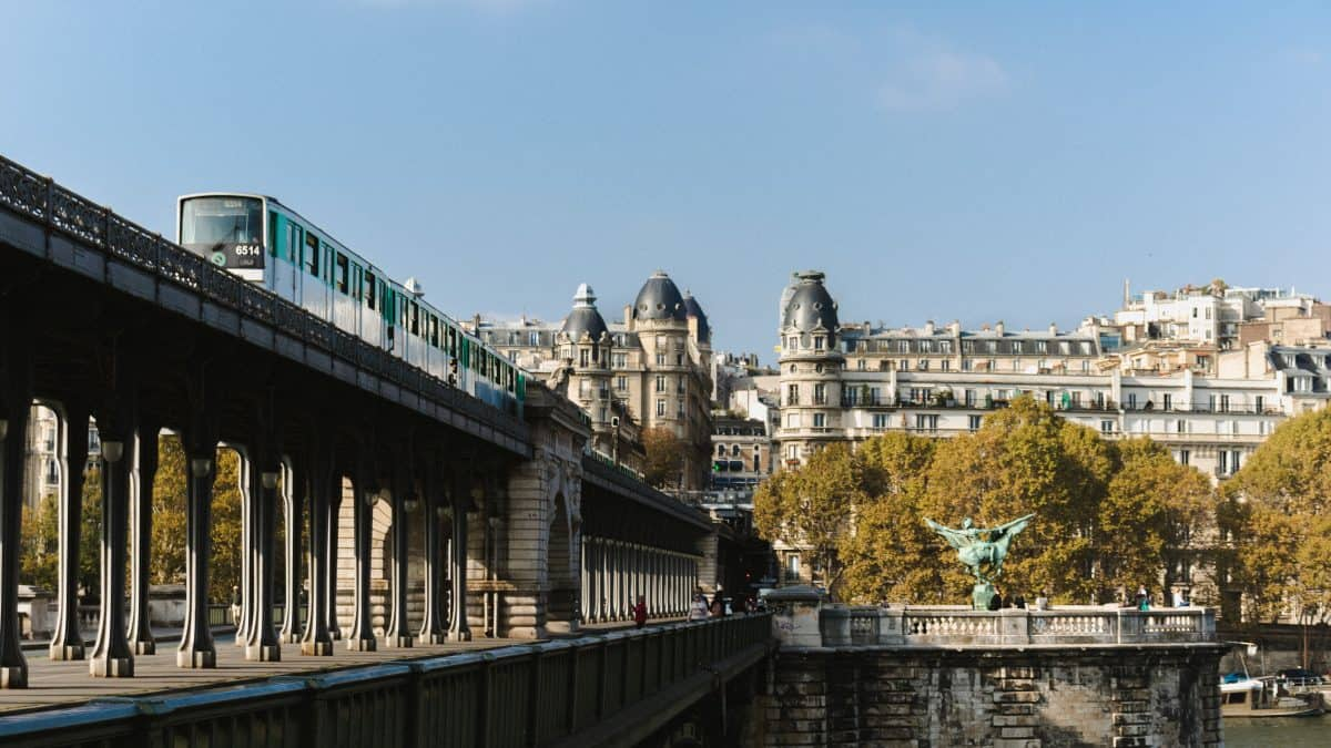 How to use the Parisian Metro in 2021!