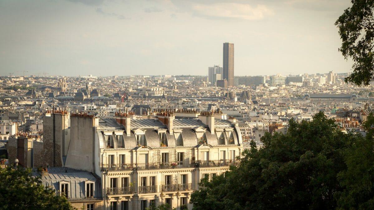 Best view points in Paris