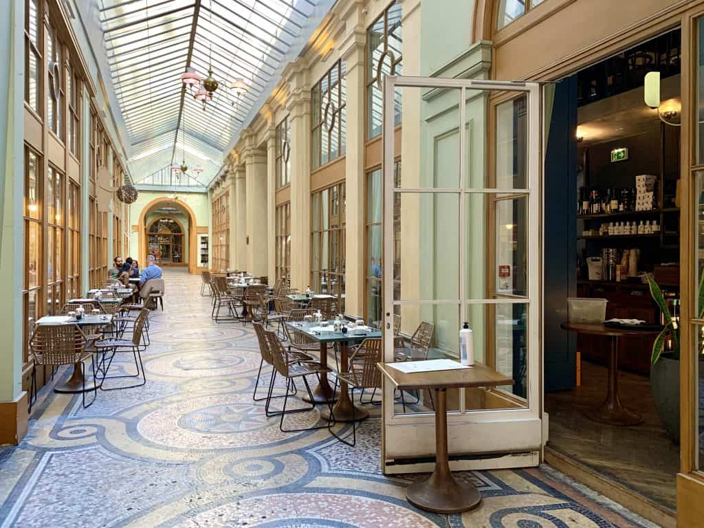 Galerie Vivienne - a must if you are looking to discover the secrets of paris