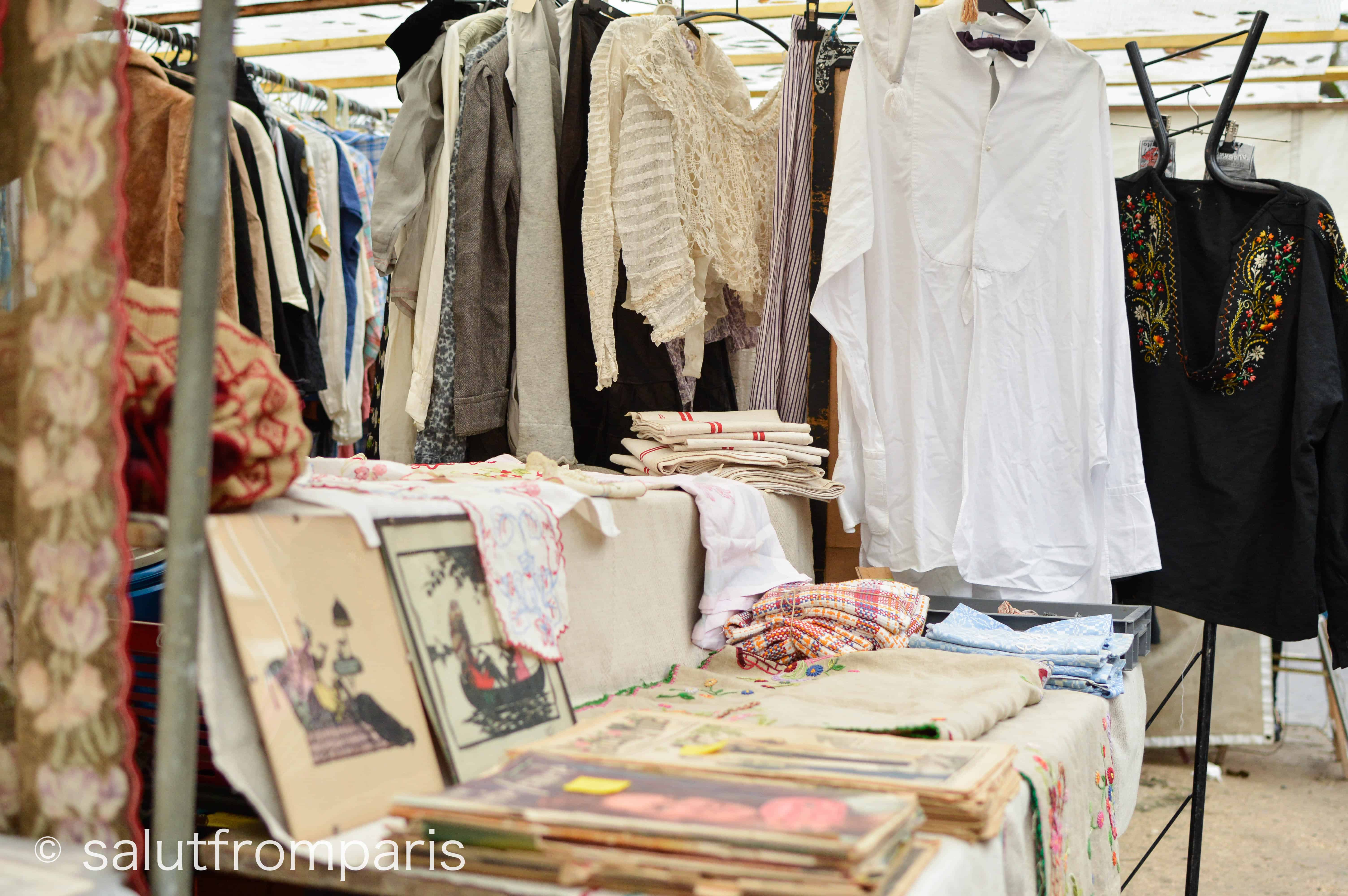 Vanves Flea Market and more –  explore Paris' south