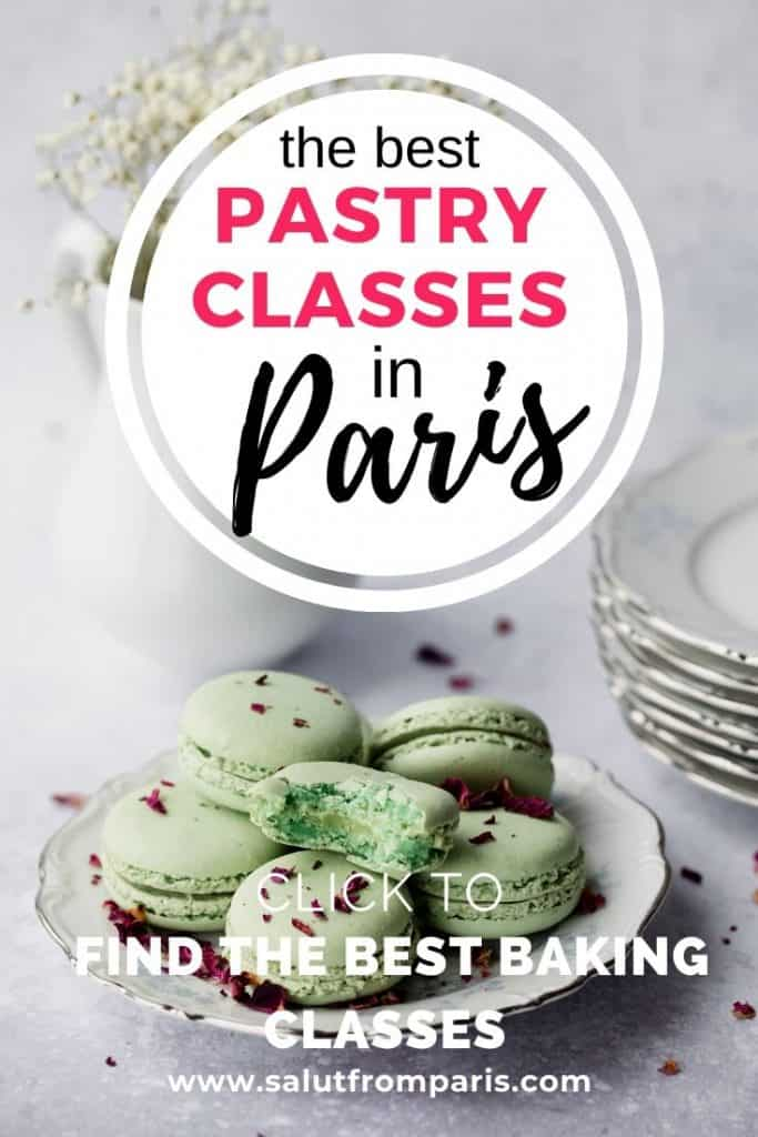best pastry classes in Paris - get the best out of your trip