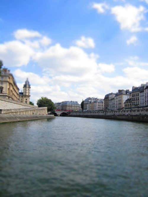 a trip on the Seine is a unique experience and a must do activity in Paris