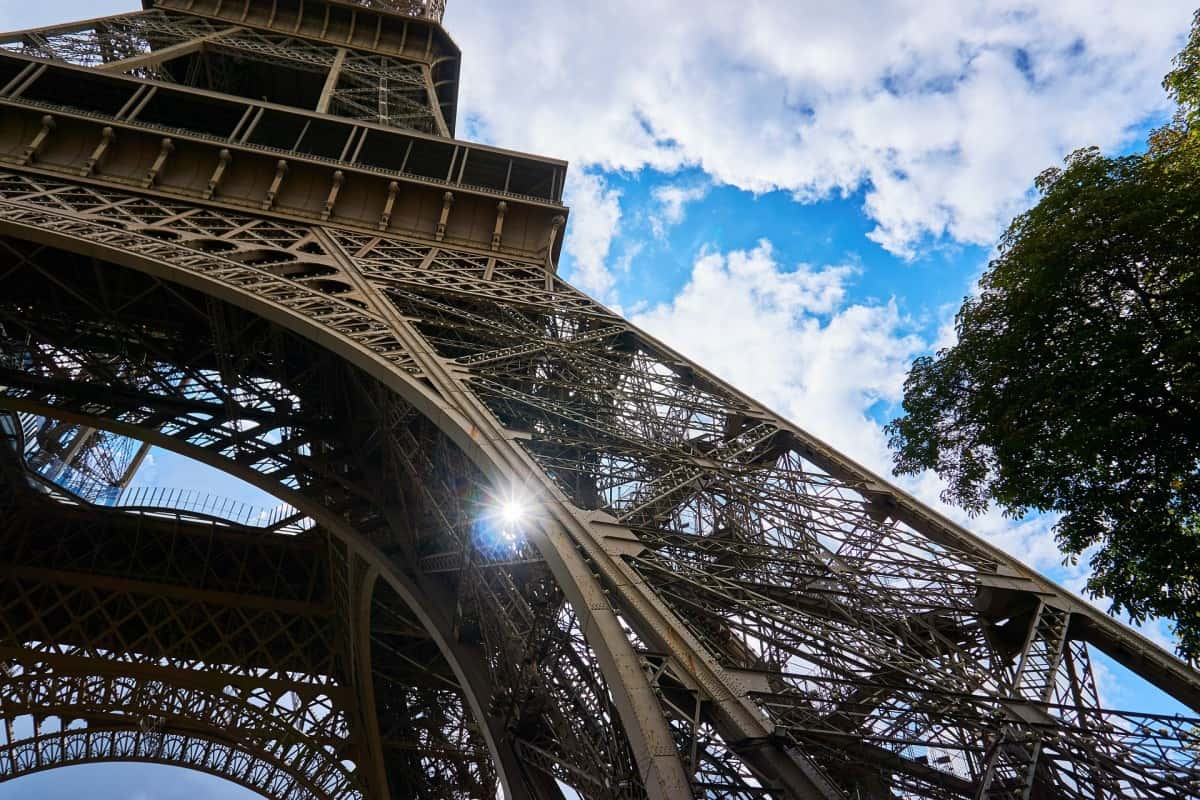 Enjoy a view from top of Eiffel Tower by visiting the Summit. Take the Eiffel Tower Elevator up to the top!