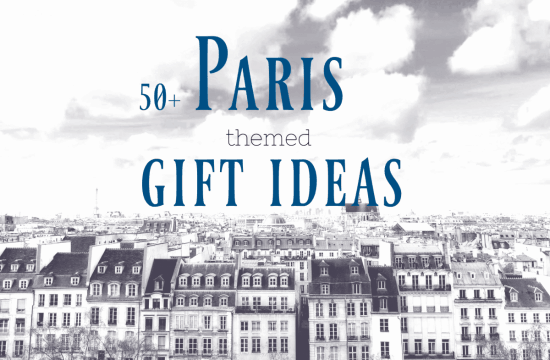 unique gifts from Paris - best french christmas gifts