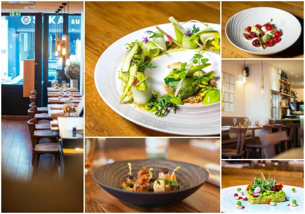 Vegetarian restaurant in Paris - Paris for veggies - Sense Eat - vegan and vegetarian michelin cook - organic restaurant Paris