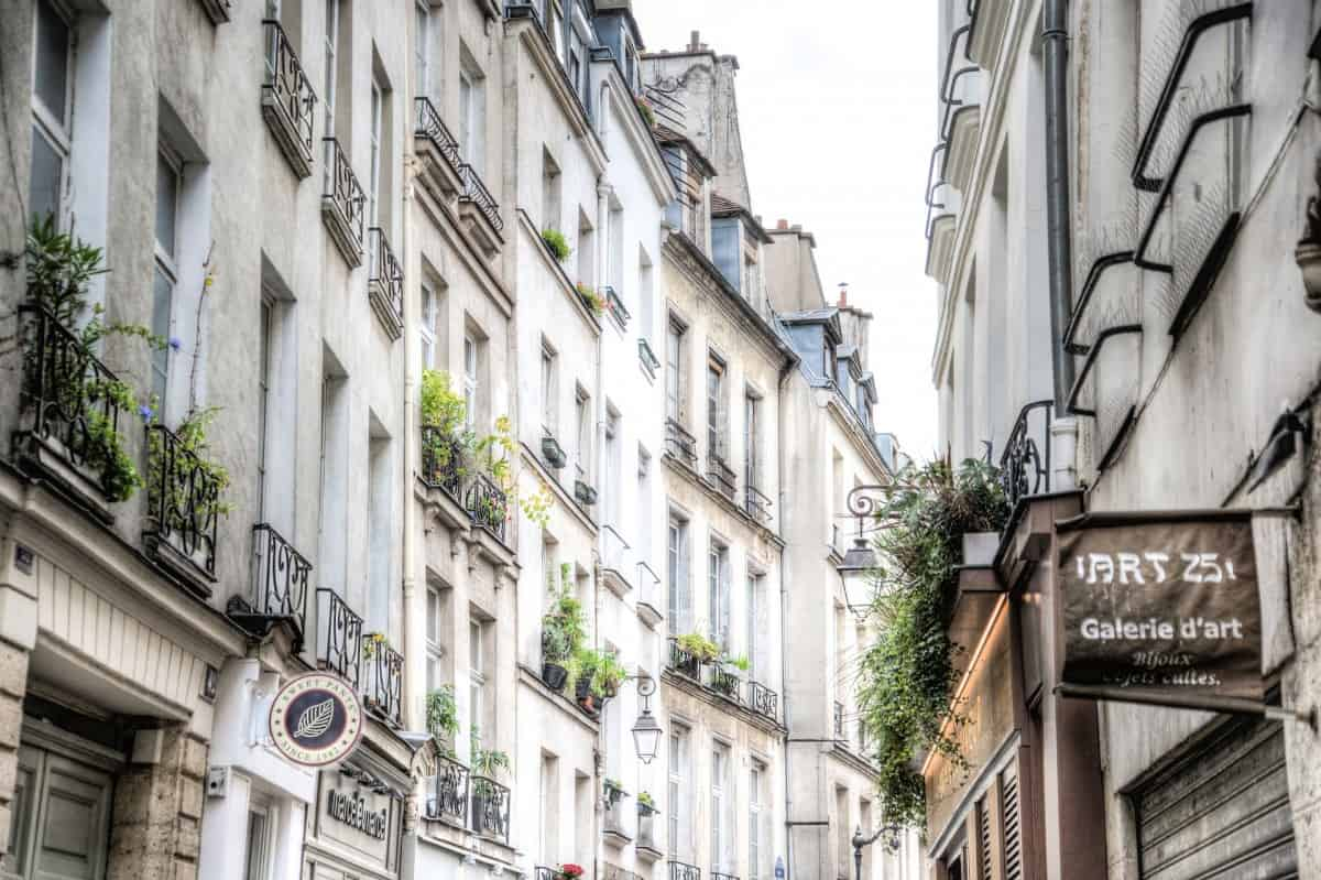 If you are searching for a safe hotel location in Paris, check out the Marais. It's one of the best areas in Paris to stay