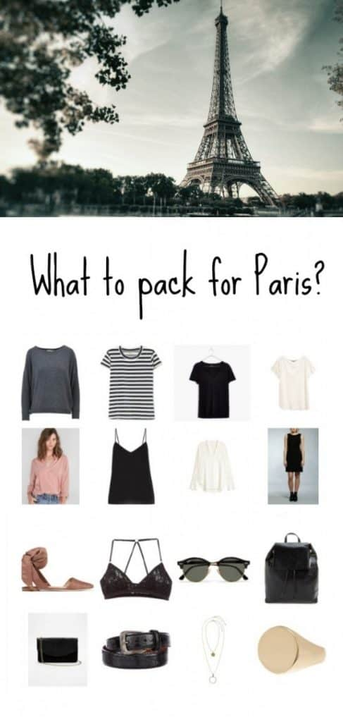 How to dress in Paris? How to pack for Paris? Check out our travel essentials for your next Paris trip
