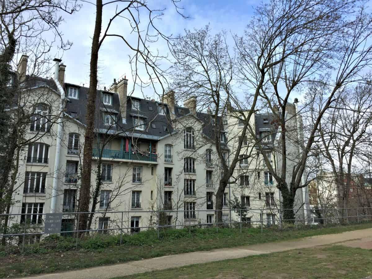 Petit Ceinture Paris 15th arrondissement