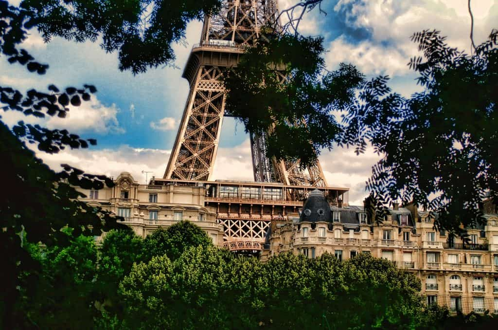 transfers from Charles de Gaulle airport can be confusing, but seeing the Eiffel Tower is worth the struggle, isn't it?