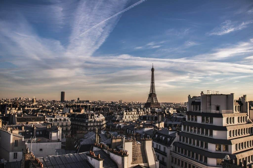 View on Paris - Paris in 4 days