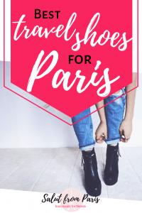best shoes for Paris