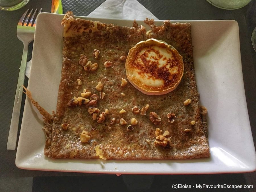 have a galette in paris - a must try dish