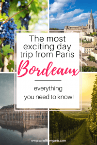 Paris to Bordeaux