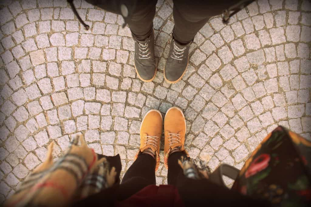best city walking shoes are certainly comfortable and without heels