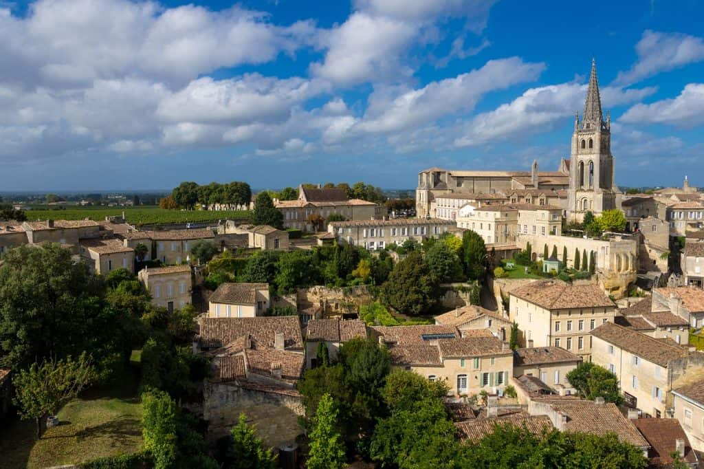 St. Emilion and Bordeaux are one of the best places to visit in France - you have enough time to catch the last train bordeaux to Paris