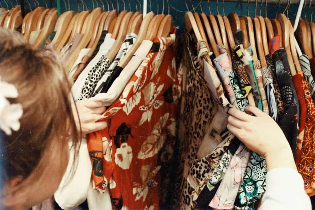 Shopping with teenagers in Paris - shop great Paris teenage fashion in the Marais but also in Les halles