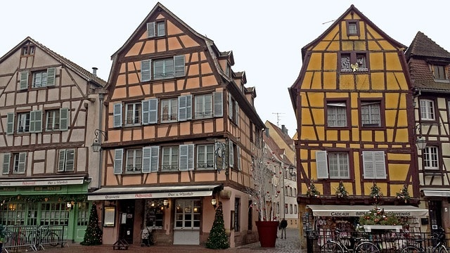 Paris to Strasbourg - the nicest day tour from Paris you can take during Winter