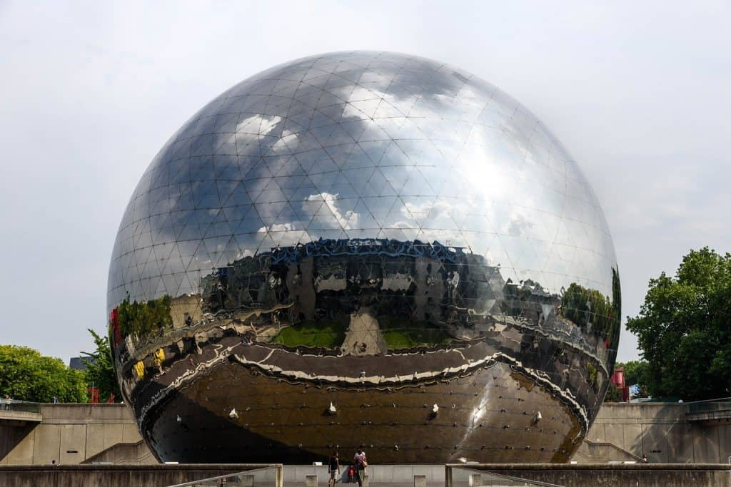 Cité de Science - great if you search for things to do in Paris for young adults
