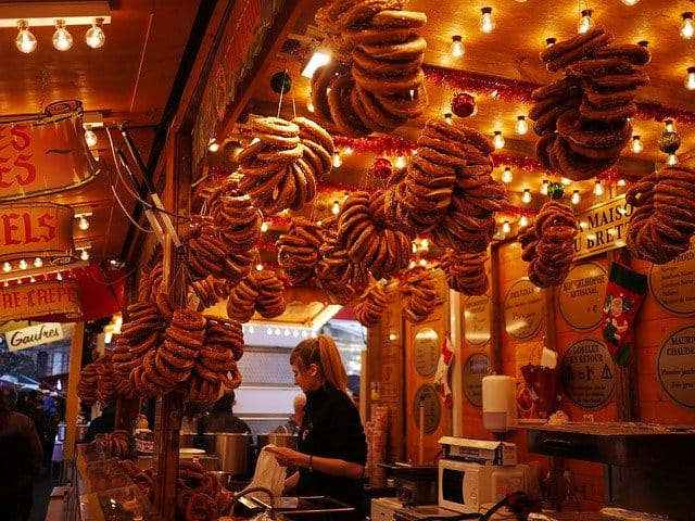 Strasbourg Christmas Market - worth a day trip from Paris