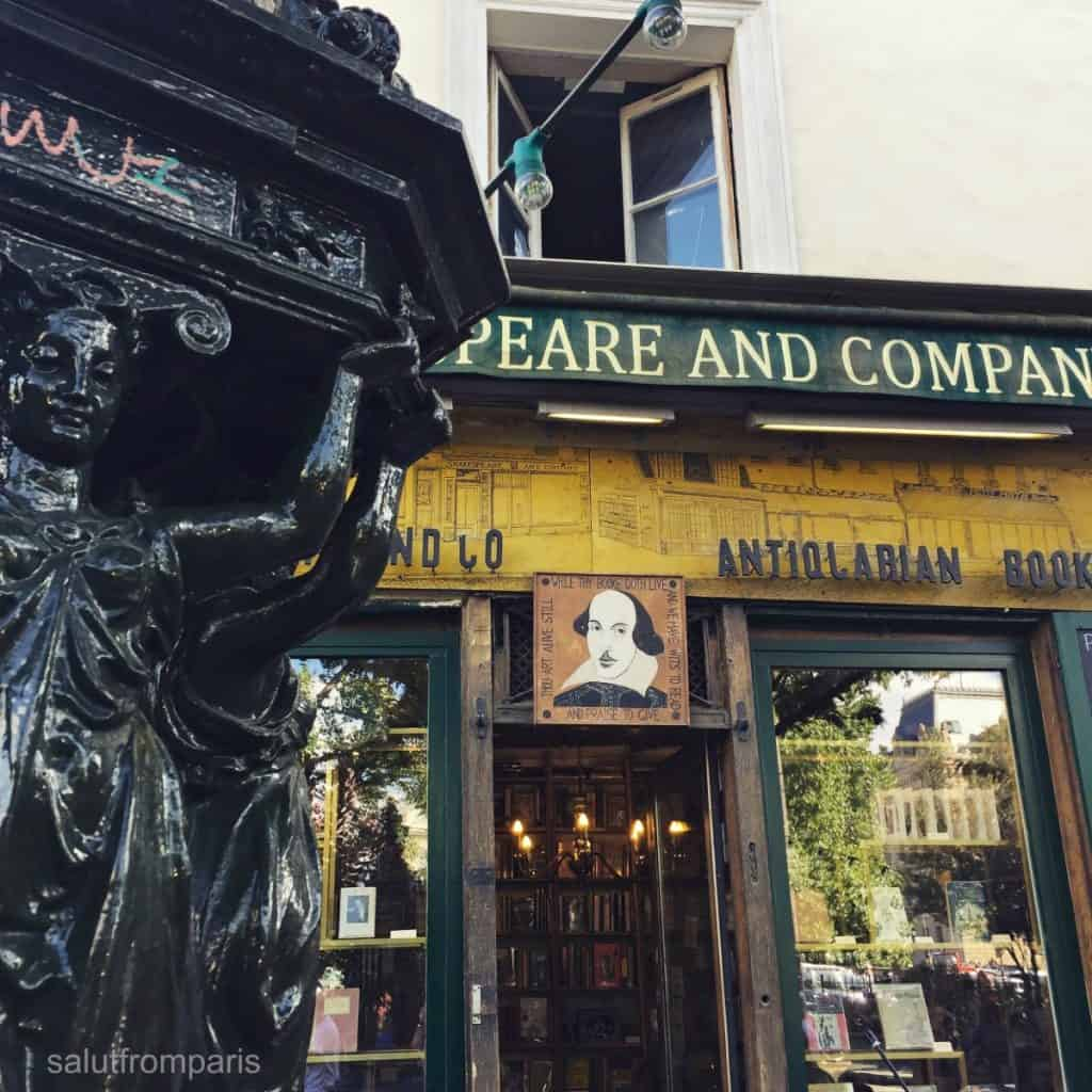 things to do in paris with tweens - visit the shakespear and company bookstore