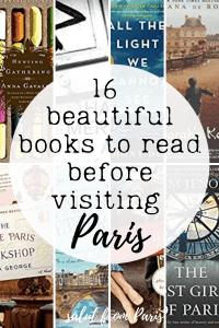 best books set in Paris Pin