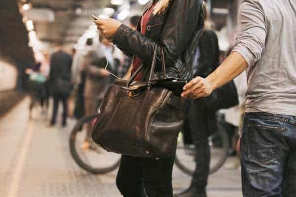 How to avoid pickpockets in Paris Metro. It's not one of the Paris tourist scams, as everybody can become a victim