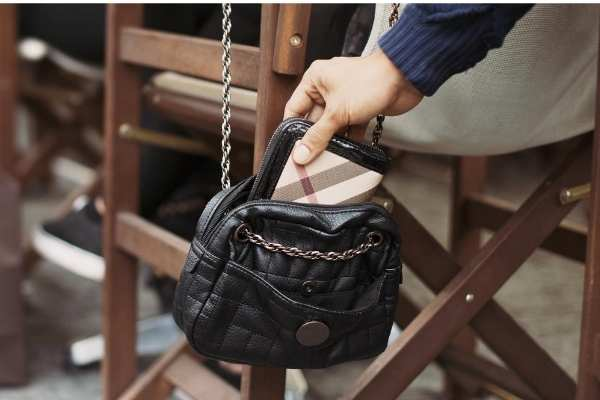 Never leave your purse or Jacket unattended in Restaurants and Bars! It is a common scam in Paris to pickpocket