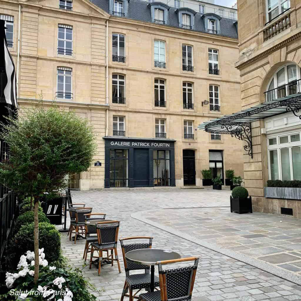 Emily's Workplace - Savoir, next to the Palais Royal , the emily in paris office location, Savoir Emily in Paris