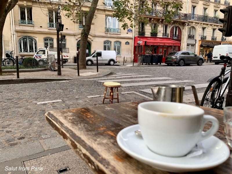 emily in paris restaurant location - the emily in paris restaurant is just in front of the emily in paris emily in paris cafe de la Nouvelle Mairie