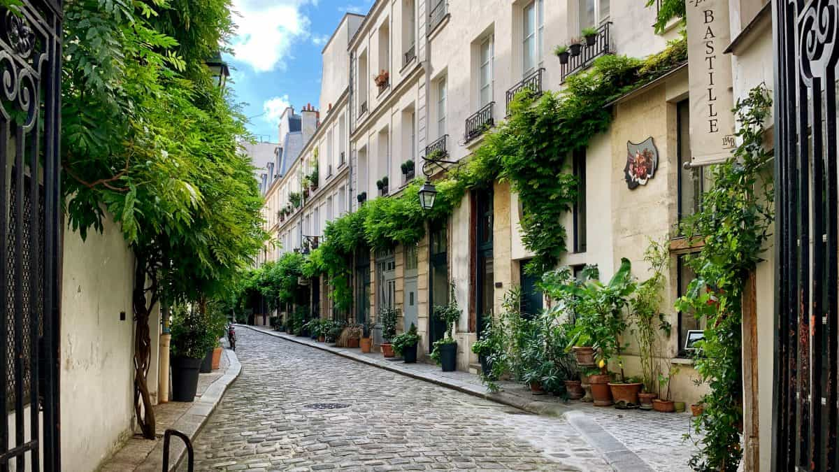 These are the cutest streets in Paris!
