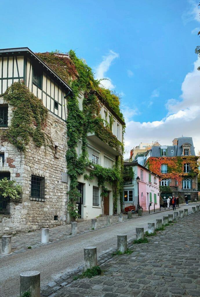 fun places in Paris - Montmartre