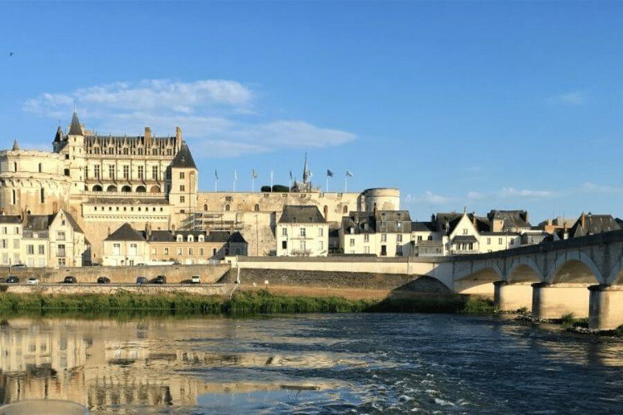 visit Amboise from Paris, one of the easiest weekend getaways from Paris