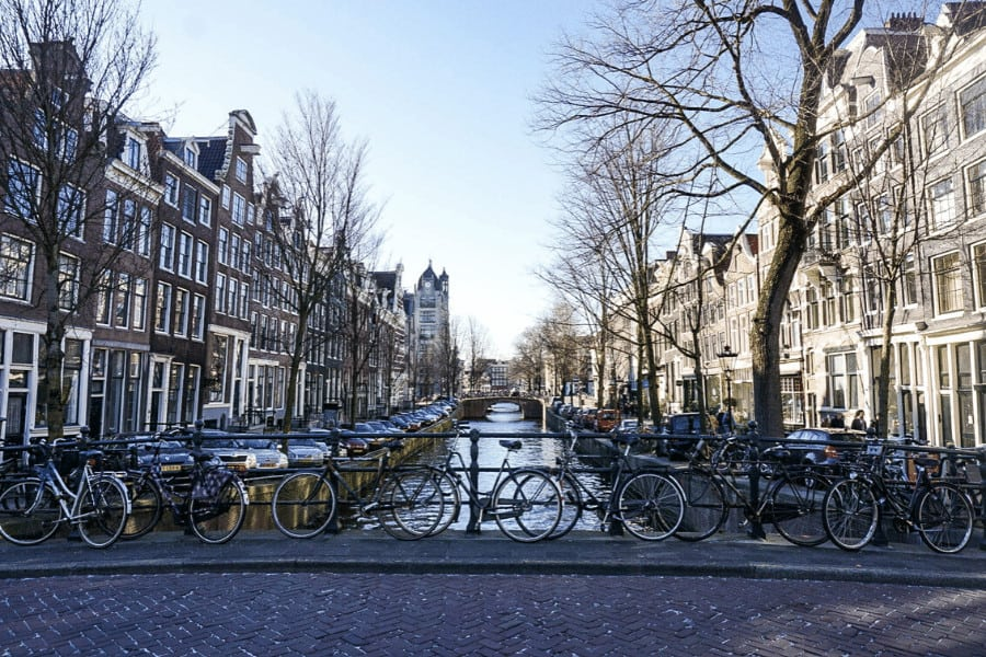 Weekendtrips from Paris by Train: Amsterdam is always a good choice