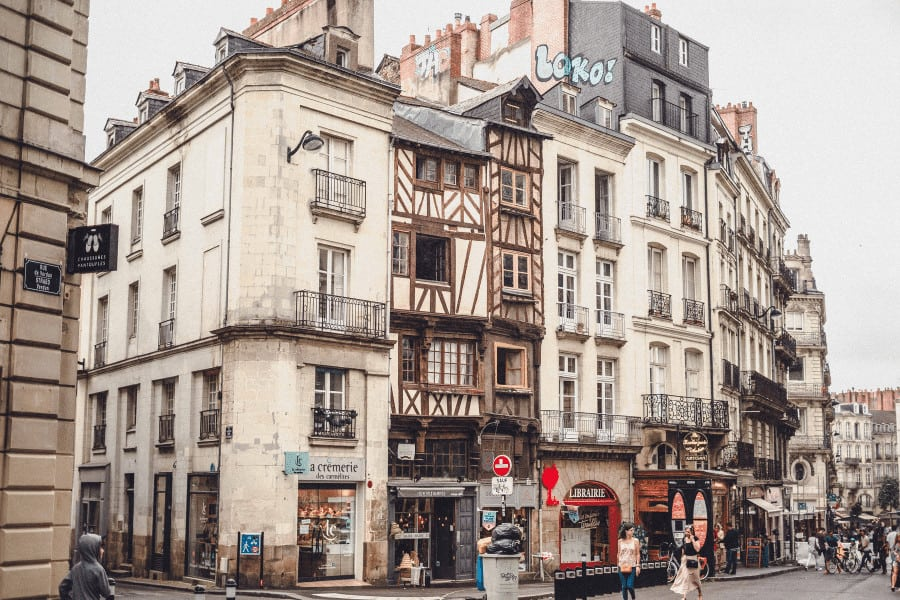 If you are looking for Paris weekend trips - check out Nantes!