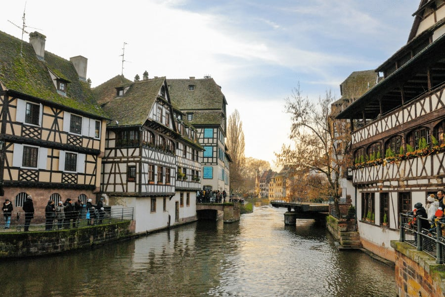 2 days trip from Paris by train - visiting Strasbourg from Paris is a great idea!