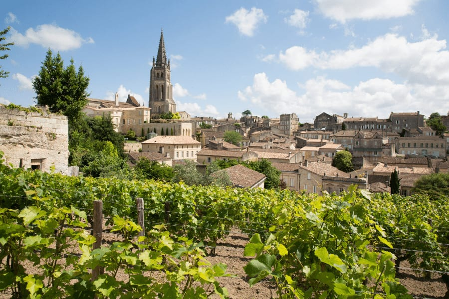 Looking for short trips from Paris by train? Check out Bordeaux! The train ride from Paris is very quick